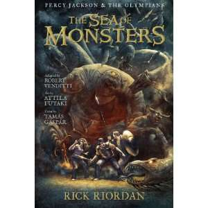 Percy Jackson and the Olympians: Sea of Monsters, The: The