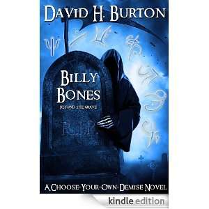 Billy Bones Beyond the Grave David H. Burton  Kindle