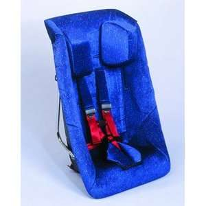 Small Adult TheraPedic Positioning Car Seat and Seat cover