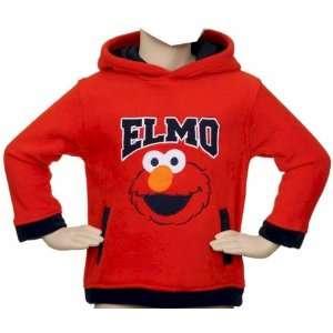 Sesame Street Elmo Boys Kids Toddler Polar Fleece Hoodie