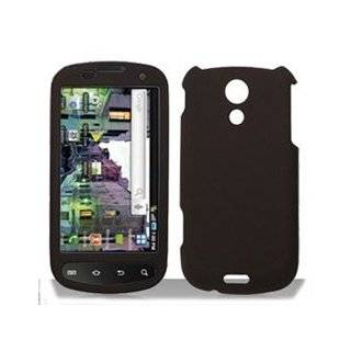 4G (Sprint) Black Rubber Feel Hard Case Cover Explore similar items