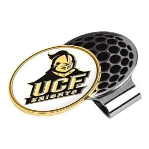 Central Florida Golden Knights Collegiate Hat Clip and