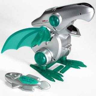 Dino Chi Pterodactyl   The Interactive Robo Chi Pet