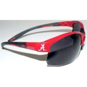 Licensed Alabama Crimson Tide Blade Style Sunglasses