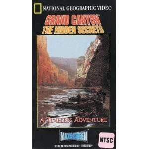 Grand Canyon  The Hidden Secrets (A Timeless Adventure