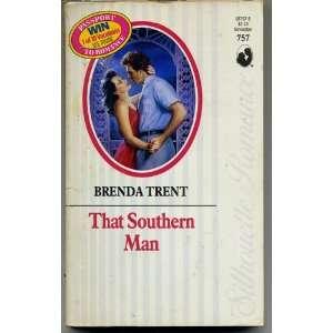 That Southern Man (Silhouette Romance) (9780373087570
