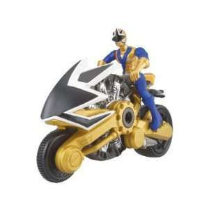 Power Ranger Samurai Samurai Disc Cycle Light Toys & Games