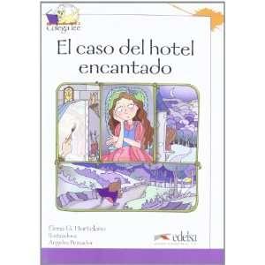 Coleccion Colega Lee El Caso Del Hotel Encantado (Reader