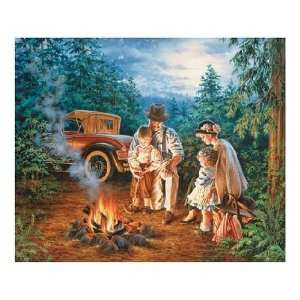 Firelight Jigsaw Puzzle 550pc  Toys & Games