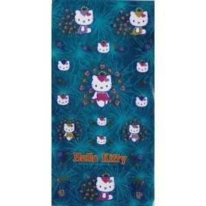 Hello Kitty Sticker Sheet Peacock Arts, Crafts & Sewing