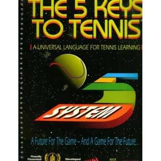 Language for Tennis Learning Brett Hobden, Patricio Gonzalez