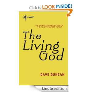 The Living God A Handful of Men Book 4 Dave Duncan