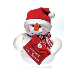 10 Sitting Snowman   Letters to Santa : Toys & Games :