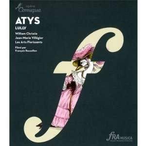 Fetes galantes, Les Arts Florissants, Jean Marie Villégier, Francois