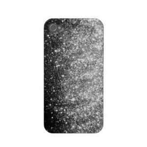 Silver GLitter Sparkle iPhone Case Iphone 4 Covers Cell