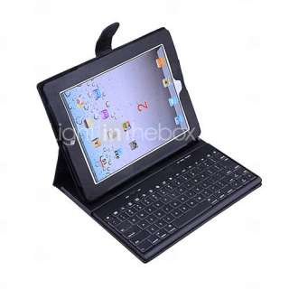 Tablet Case With Ultra Slim Bluetooth Keyboard (For iPad)   US$ 39.99