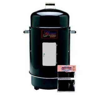 Brinkmann 812 0002 0 Smoker Charcoal Water Pan 15 Inch