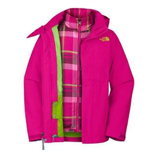 The North Face Mellia Triclimate Girls Ski Jacket 2012
