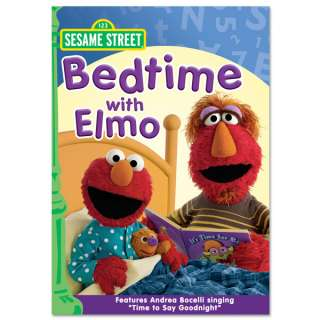 Bedtime With Elmo DVD  Shop the Ticketmaster Merchandise Official