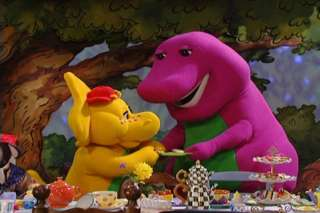 Barney: Once Upon a Dino Tale: Brian Mack: Movies & TV