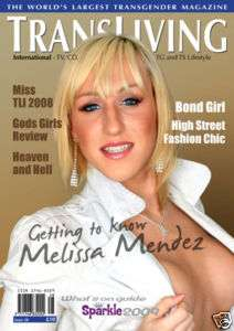 TRANSLIVING TRANSVESTITE MAGAZINE ISSUE 28 EBOOK/ PRINT