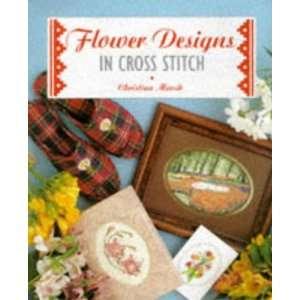 Cross Stitch The Cross Stitch Collection: .co.uk: Christina