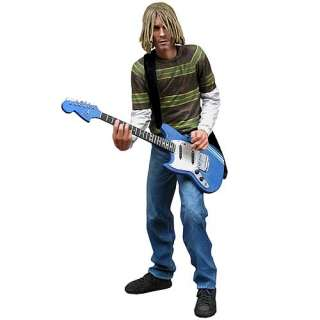 18 Inch Electronic Action Figure   NECA   Kurt Cobain   Action Figures