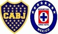 Copa Libertadores Cup 2001 Final Boca Jrs   Cruz Azul