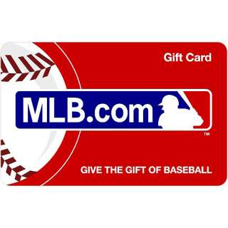 Home > Braves > Gift Cards > MLB $25.00 Gift Card