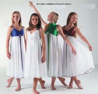 White Dress on White   Gold Lyrical Dress Dance Costume Stunning Back