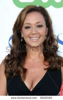 stock photo : LOS ANGELES   JUL 28: Leah Remini arrives at the 2010