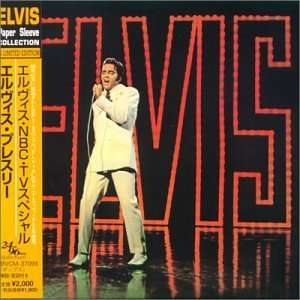 Elvis NBC TV Special ( Paper Sleeve Collection Mini LP 24