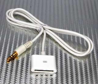 Acabado hembra de iPod de Bose Sounddock I 3.5 mm a cable macho