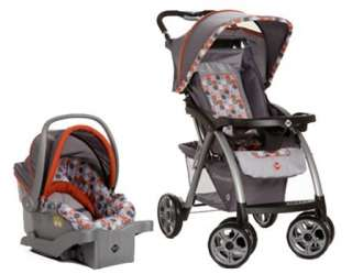 Safety 1st Saunter Travel System Stroller & Car Seat 884392560256
