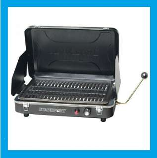 Stansport Portable Propane Gas Grill Stove Blk 203 900
