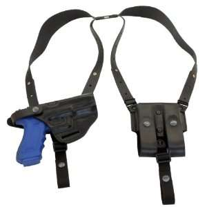 , FALCO Leather Shoulder Holster System, It.42/22: Sports & Outdoors