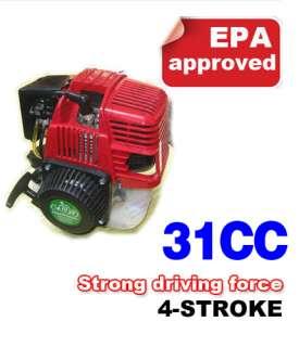 31CC 4 Stroke Bicycle Engine Kit GAS Motor Motorized EBike power kit