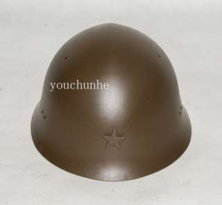 WW2 WWII JAPANESE ARMY 90 STEEL HELMET WITH LINER 31918