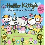 [With Stickers] Hello Kittys Easter Bonnet Surprise [With Stickers