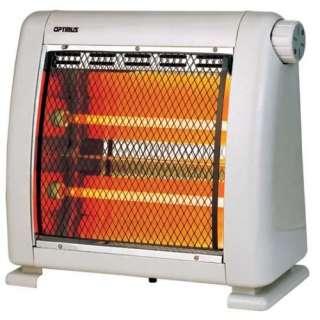 Optimus H 5210 Infrared Quartz Radiant Heater NEW IN BOX