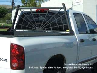 Spyder Industries 2007 2011 Toyota Tundra Econo Headache Rack 214001