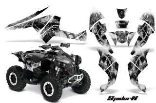 CAN AM RENEGADE GRAPHICS KIT DECALS STICKERS SXSB