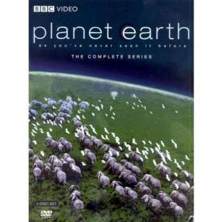 Planet Earth: The Complete Series (5 Discs) (Widescreen) (Dual layered