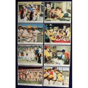 The Bad News Bears In Breaking Training Movie Theater Complete 8 Pc