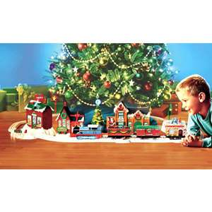 Fisher Price Thomas & Friends Holiday Train Set