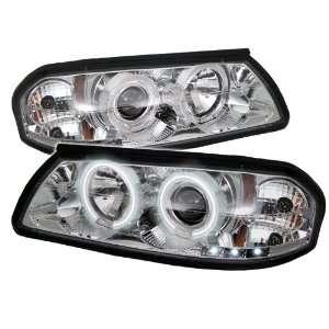 2000 2005 Chevy Impala SR Chrome CCFL LED Projector