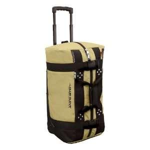 New Club Glove Mini Rolling Duffle Travel Bag Khaki