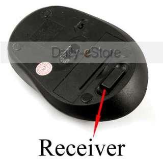 4GHz inalámbrico 2.4G óptico de USB de los ratones del ratón RF