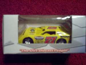 71 DON ONEAL 2011 1/64 DIRT LATE MODEL CAR