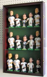 Baseball / Sports Bobble Heads Display Case, glass door